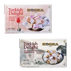 터키쉬딜라이트 미니 믹스플레이버 + 미니 믹스넛 선물세트