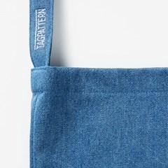 DENIM BAG blue