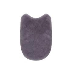 [소프트 밍크 퍼조끼]Soft mink fur vest_Gray