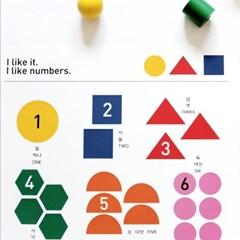 i like the numbers