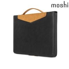 모쉬 맥북15형 코덱스 가죽 숄더백_오닉스블랙