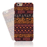 Africa  Abstract (HE-111A) Pattern Hard Case