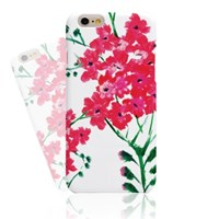 Watercolor Charming Flower (HF-226A) Hard Case