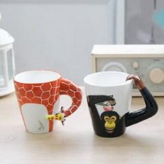 3D 머그컵 주주클럽 Ver1