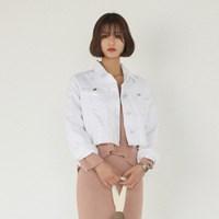 feel cotton short jacket