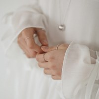 daily layered ring set