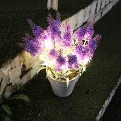 라벤더 LED 무드등