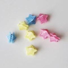 Candy Star Mini Pins 캔디별집게핀