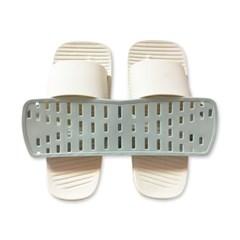 [일상연구소] 접이식 신발 정리함 베이지/핑크/그린 1+1
