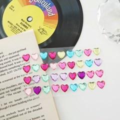 Mini Heart Sheet