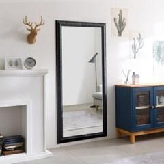 리아 와이드 앤티크 전신 벽 거울