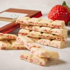 [독일] 바인리히 화이트 초콜릿 : 엘더베리,스트로베리 크리스피