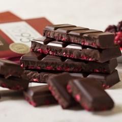 [독일] 바인리히 다크 초콜릿 : 라즈베리 크리스피