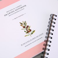 [YS]A4드로잉북(보태니컬)_(302070052)