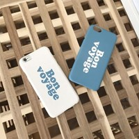 Bon voyage case [Blue]