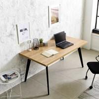 스틸 인더밴 책상 시리즈 입식 컴퓨터책상 철제테이블_(1429081)