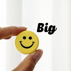 Smile Magnet - BIG (5개)