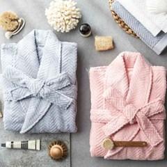 소프트터치 30수 40수 호텔용 샤워가운/목욕가운