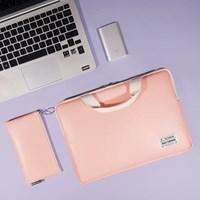 파스텔 노트북파우치 베이비핑크(2size)