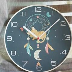 ANP260N12 무소음벽시계