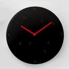 아기방 집들이선물무소음벽시계 컬러보드 카오스_(1009002)