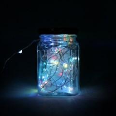 LED 건전지 와이어전구 4M (인테리어무드등,트리조명)