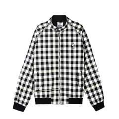 [SS18 Peanuts] Harrington Jacket(Black)_(599971)