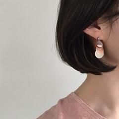 sequin earrings (2colors)