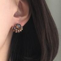 [vintage] velda earring