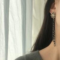 [vintage] edgar earring