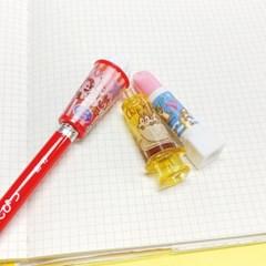 디즈니 캐릭터 연필캡