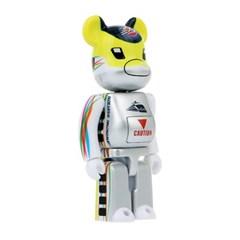 [KINKI ROBOT]100%BEARBRICK KATTOBI ANISUTE X CHOU TOKKYUU(180102