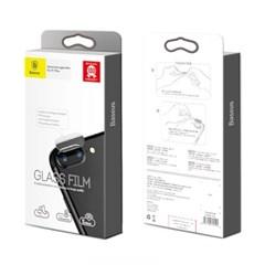 아이폰8 베이스어스 카메라 렌즈 강화유리필름 (투명)
