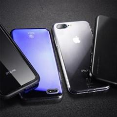 베이스어스 아이폰7,아이폰8 공용 강화유리 후면필름 0.3mm(투명)