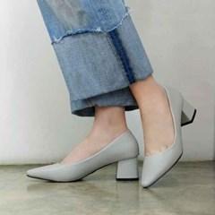 kami et muse 5cm middle heel stiletto pumps_KM18s039