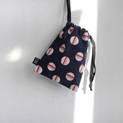 circle string pouch s