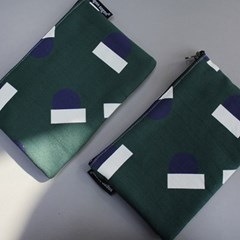 evergreen pouch m
