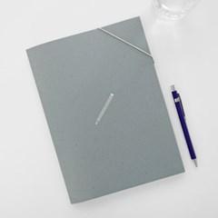 Classmate file_Blue