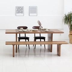 TRONCO_오방골 테이블02+ 벤치01