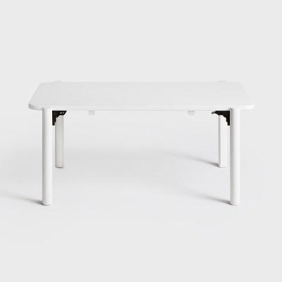 아크 폴딩 테이블 화이트 -라지