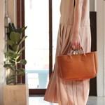 [유르트] Memory Tote Bag_Camel [YB211_CM]