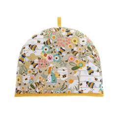[울스터위버스] 꽃과벌(Beekeeper) 덮개 티코지