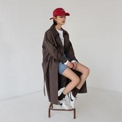 seasonal trench coat
