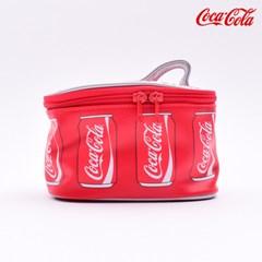 코카콜라 이중락 스텐가방도시락(2단)
