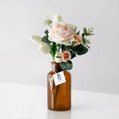 장미 & 유칼립투스 Flower 시약병 SET