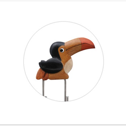 자이언트 페이퍼 클립 - 앵무새