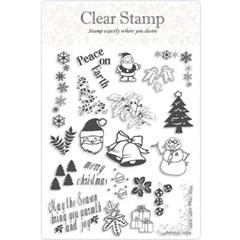 젤리스탬프 Christmas-3 (3601)