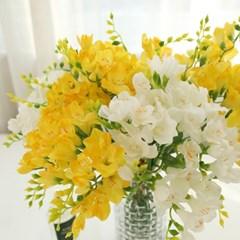봄날의 프리지아 한다발 [2color]_(561797)
