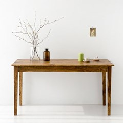 마켓비 ENTIC 테이블 15080 티크