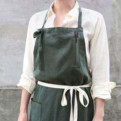 french linen apron